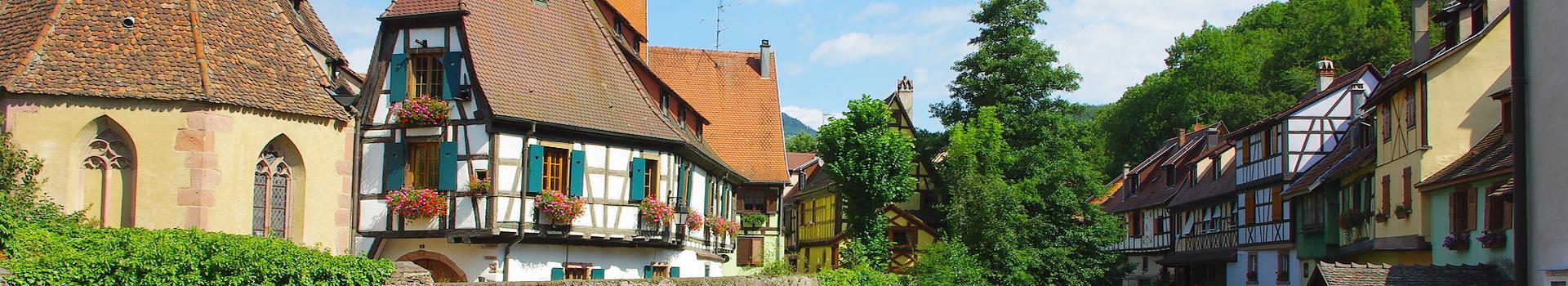 Village d'Alsace - Kaysersberg